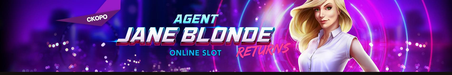 agent jane blonde reload