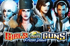 Girls Guns Frozen
