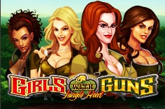 Girls Guns Jungle Hunt